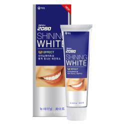 [韓國2080]三重亮白修護牙膏100gX16入