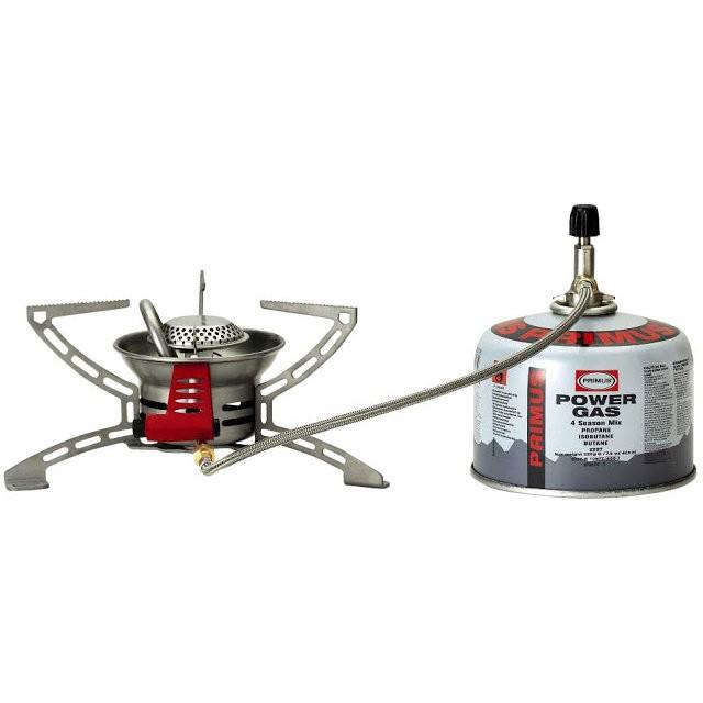 Primus 瑞典Easy Fuel II 經典分離式瓦斯爐 蜘蛛爐 +電子點火 登頂 高山 327793 綠野山房