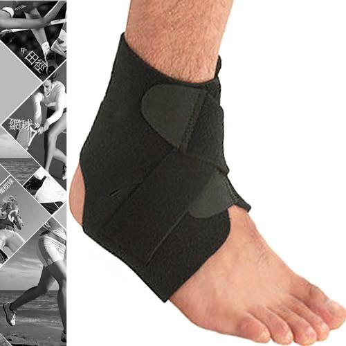 魔鬼氈八字纏繞式護腳踝D017-B13綁帶繃帶護踝束帶束套固定護足踝保護套踝套可調整運動防護具保護套雙重加壓復健扭傷