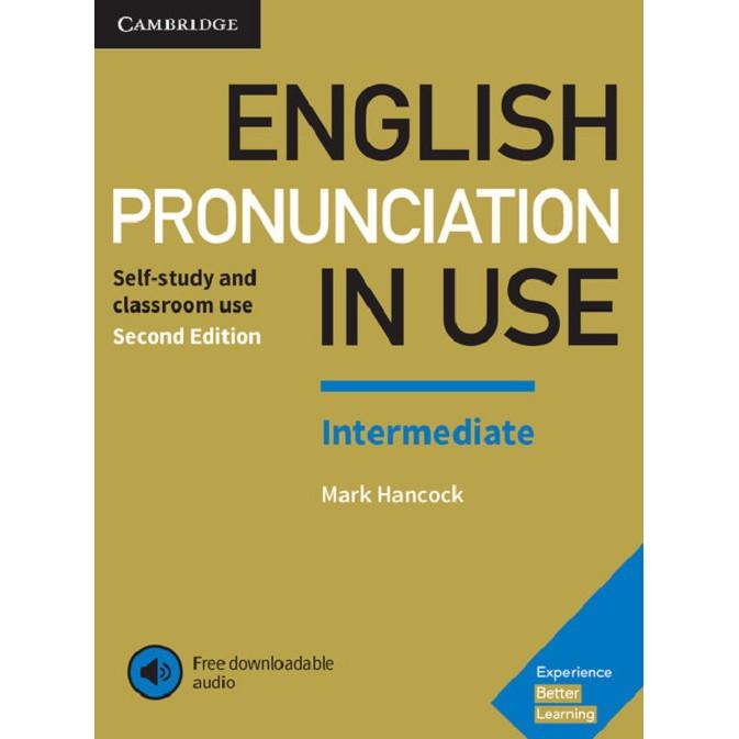 【華泰劍橋】English Pronunciation in Use Intermediate
