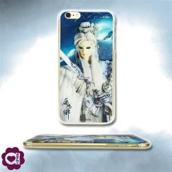 【亞古奇 X 霹靂】原無鄉 Apple iPhone 6/6s 超薄透硬式手機殼 3D立體印刷觸感