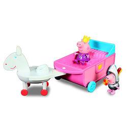 【粉紅豬小妹】皇家系列-可愛馬車組 PE05868