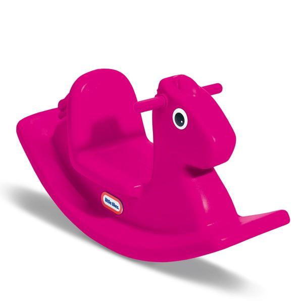 【美國Little Tikes】飛天搖搖馬 增加親子互動兒童發展玩具(兩色任選)《ICareU嚴選》