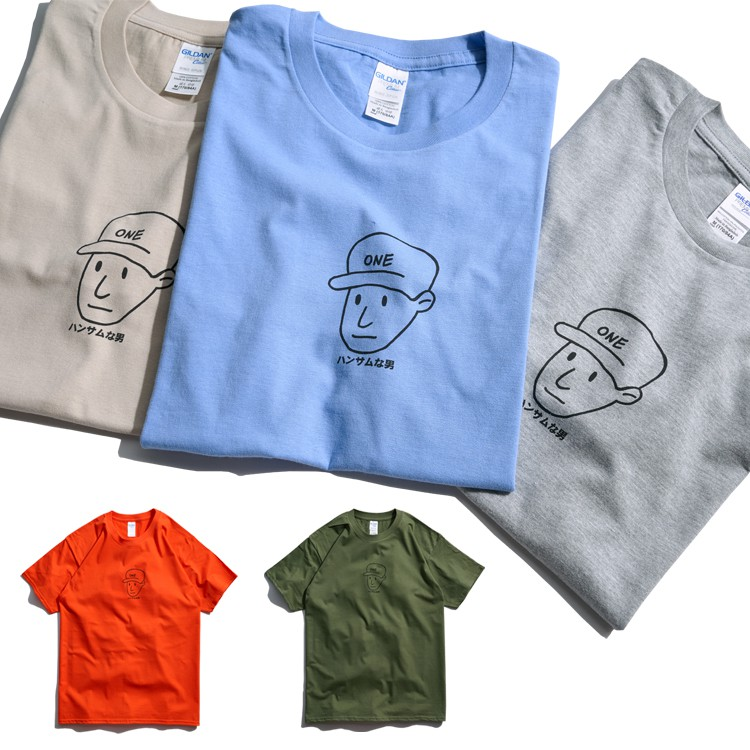 GILDAN 760C444 短Tee 寬鬆衣服 短袖衣服 衣服 T恤 短T 素T 寬鬆短袖 短袖 短袖衣服