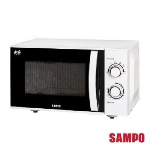 【SAMPO 聲寶】25公升機械式無轉盤微波爐 RE-N725PR ((A級福利品‧數量有限))