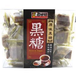 【台灣尋味錄】原味黑糖盒220G-6盒/組