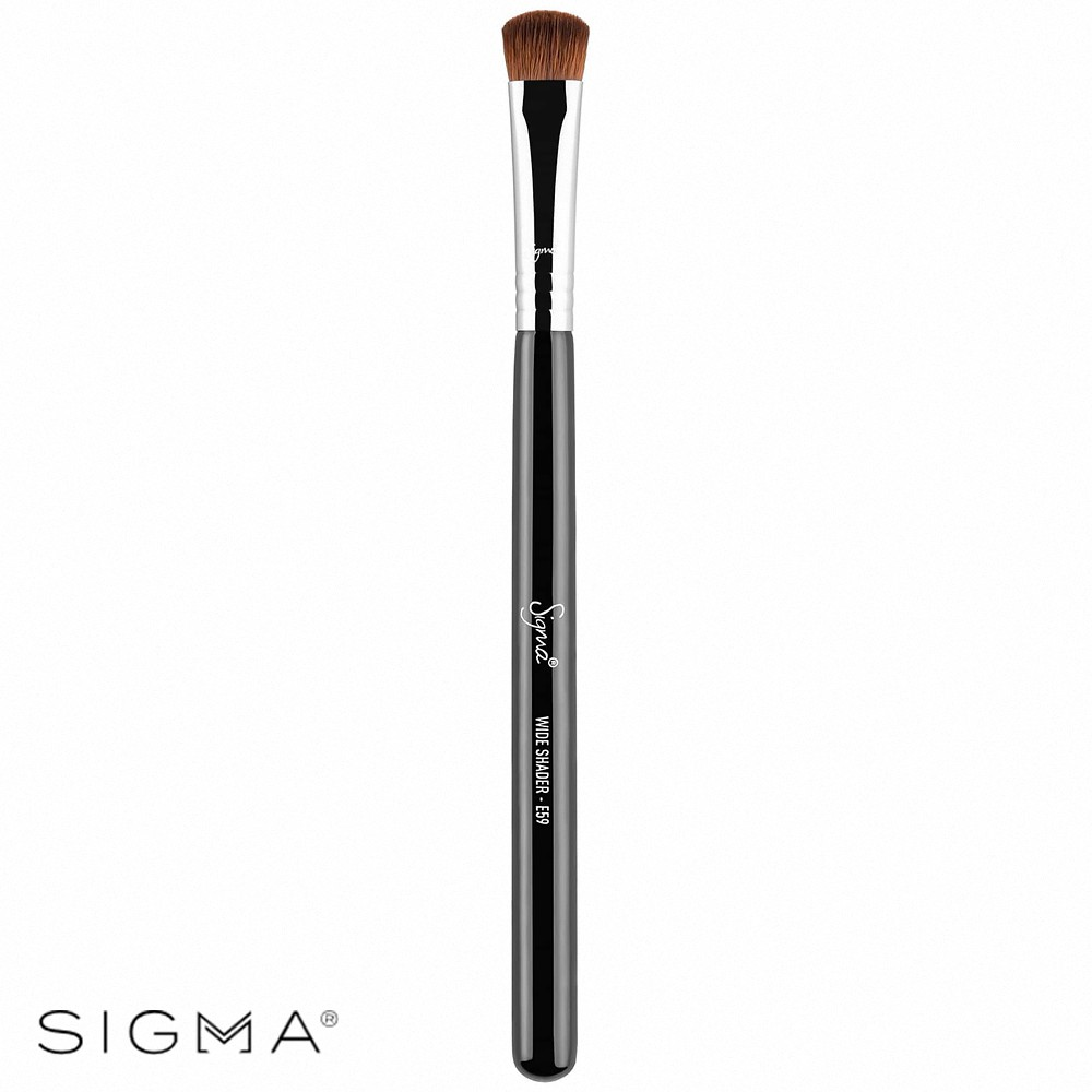 Sigma E59-寬扁平頭眼影刷 Wide Shader Brush - WBK SHOP