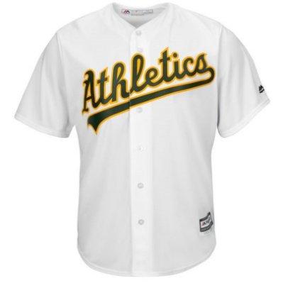 MLB 美國大聯盟 正品 Majestic 奧克蘭 運動家隊 Athletics 球衣 棒球衣 青年版 兒童版 生日禮