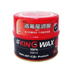 【KING WAX】鐵氟龍鍍膜-新車500ml (美容蠟|清潔|亮光|增豔)