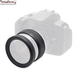 easyCover彈性抗撞刮矽膠鏡頭保護套Lens Rim 58mm