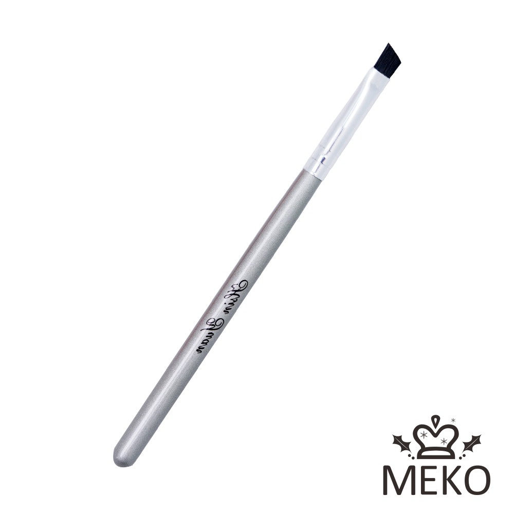 MEKO 專業級斜角眉刷 B-073 (硬毛)