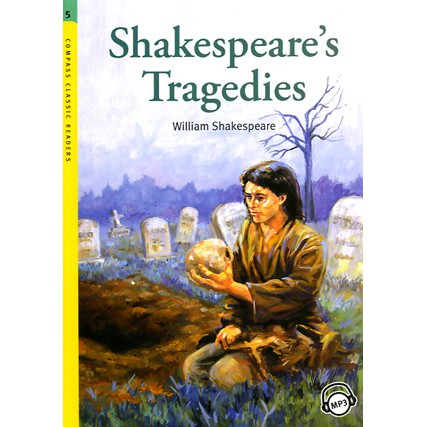 CCR5:Shakespeare's Tragedies (with MP3)