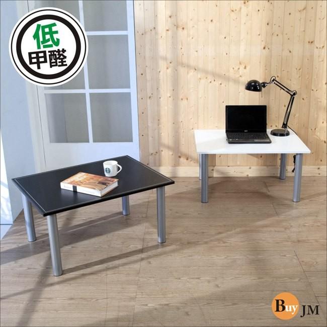 《BuyJM》低甲醛仿馬鞍皮和室電腦桌(兩色可選)(寬80*60公分) 衣櫃 電器架