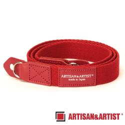 ARTISAN  ARTIST 經典款相機背帶 ACAM-102(紅)