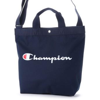 チャンピオン Champion ショルダーバッグ (ネイビー)