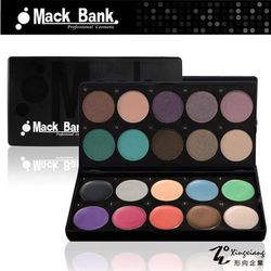 【Mack Bank】M05-07 炫彩持久 眼影膏 鑽石炫彩眼影 腮紅 彩盤組(20色/組) (形向Xingxiang 眼妝)