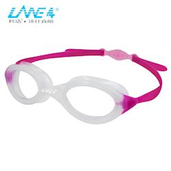 LANE4羚活女性專用抗UV舒適泳鏡 A352