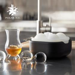 POLAR ICE 極地冰球 2.0 質感組