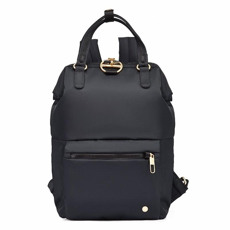 Pacsafe CITYSAFE CX 迷你時尚防盜後背包 (11L) (黑色)[PF20421-BLK]