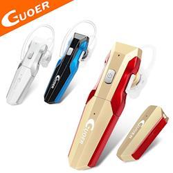 GUOER鋼鐵神盾雙電量商務型智慧藍牙耳機