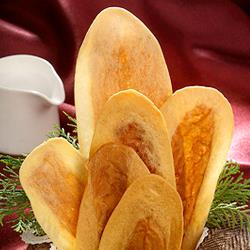 美雅宜蘭餅 手工超薄-牛奶(大)X9包