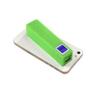 【老煙槍】1節18650電池盒  LED數字顯示 液晶顯示18650行動電源盒 (不帶電池)