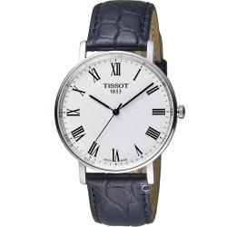 TISSOT天梭Everytime經典時尚腕錶(T1094101603301)38mm