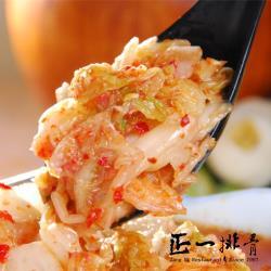 正一排骨  韓式經典泡菜4罐(700g/罐)