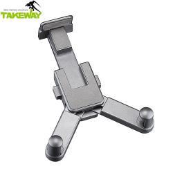 台灣製造TAKEWAY平板電腦架 平板電腦座 平板電腦夾T-TH01(台灣公司貨)