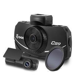 DOD CS9 【送64G+DP4 】前後 WIFI 測速提示 行車記錄器 2.5K 高書質