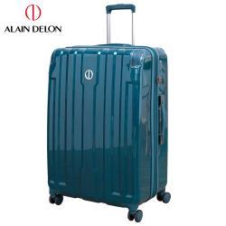 ALAIN DELON 亞蘭德倫 28吋拉絲流線系列行李箱(綠)