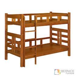 Boden-凱德3尺實木雙層床架