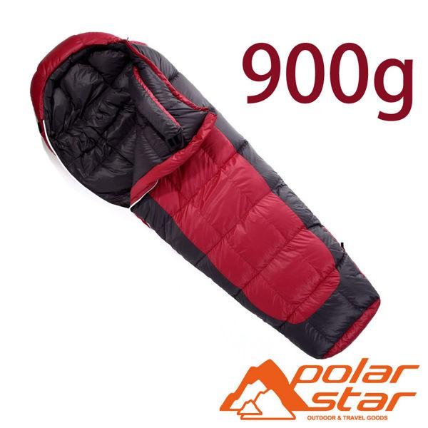 PolarStar JIS 95/5 頂級羽絨睡袋900g『顏色隨機出貨』 P13732