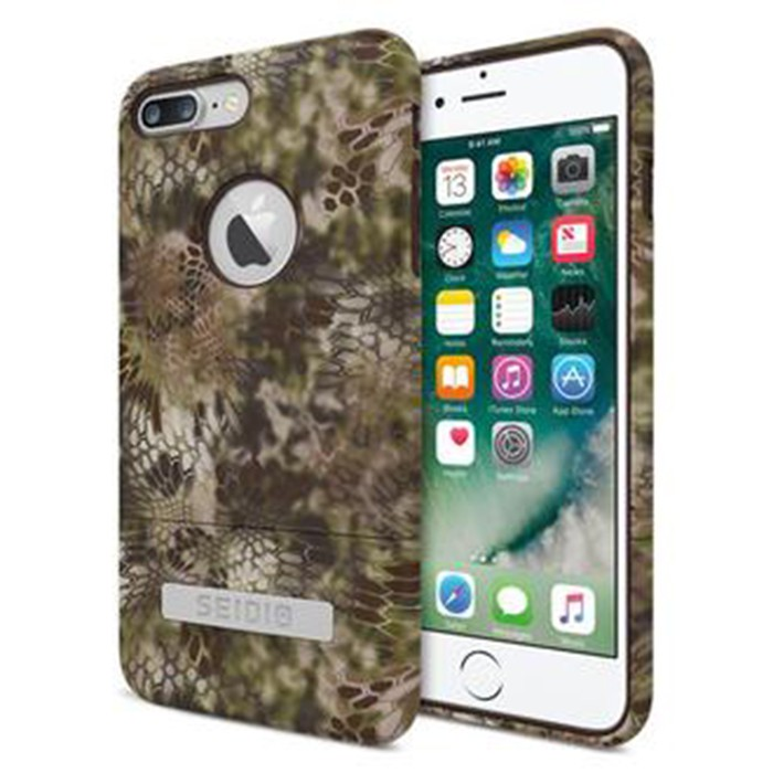 SEIDIO SURFACE™ x KRYPTEK 迷彩聯名保護殼 for Apple iPhone 7/8 Plus