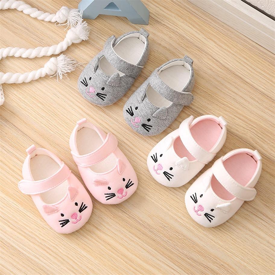 嬰兒鞋春秋1歲新生兒軟底學步鞋子0-6-12個月男女寶寶布鞋搭盼