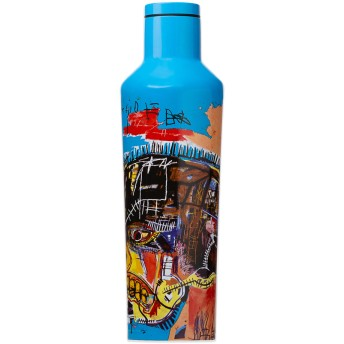コークシクル キャンティーン ボトル バスキア SKULL