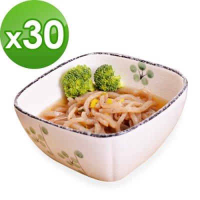 【樂活e棧】低卡蒟蒻麵 海藻烏龍+濃湯(共30份)