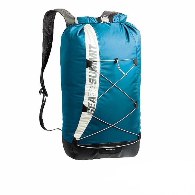 SEATOSUMMIT 210D防水耐磨日用背包(20L)(藍色)[STSAWDP20-BLU]
