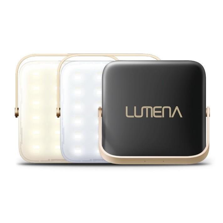 NEW N9 LUMENA 行動電源LED照明燈-三色溫 小N9露營燈/充電 星空黑 BSMI商檢認證字號 R55109