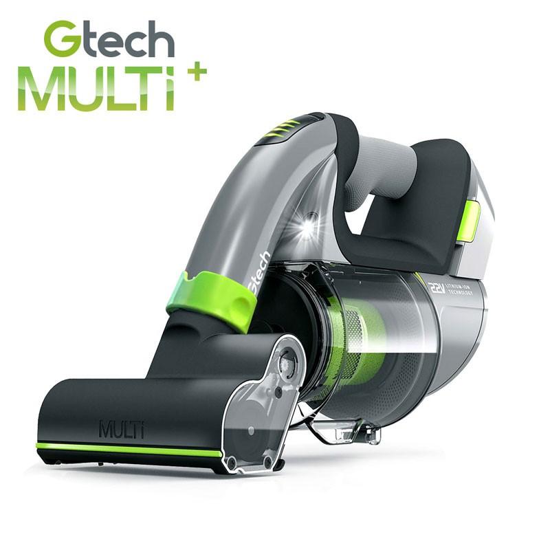 英國 Gtech 小綠 Multi Plus 無線除蟎吸塵器 (送限量汽車套件組)