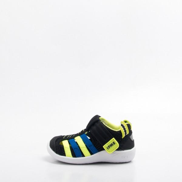 IFME 寶寶運動機能鞋-黑 IF22-800400 現貨