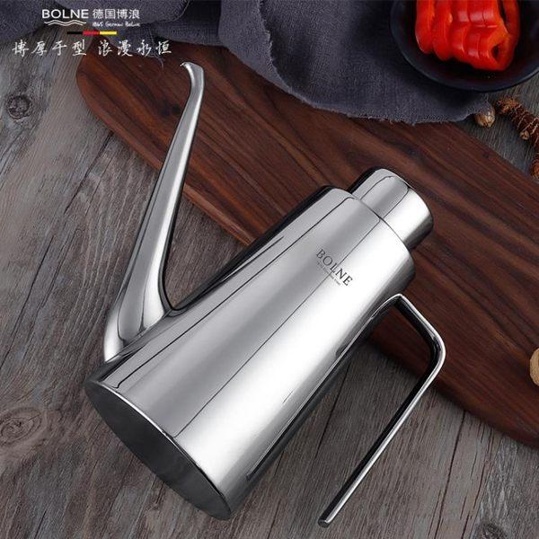 304不銹鋼油壺家用米醋醬油壺防漏油瓶廚房油罐調料瓶 寶貝計畫