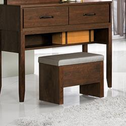 【好傢俱】喬巴化妝椅/收納型化妝椅