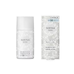 SOFINA透美顏 飽水控油雙效日間防護乳30ml(混合肌)【Tomod's】