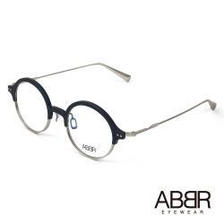 ABBR 北歐瑞典鋁合金設計NP系列光學眼鏡(深藍) NP-01-004B-Z13