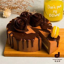 Room 4 Dessert 恬品軒 玫妮布可蛋糕  6吋