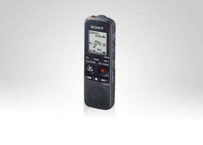 極新展示機 SONY 數位錄音筆 2GB ICD-PX312M 可插卡擴充至16GB