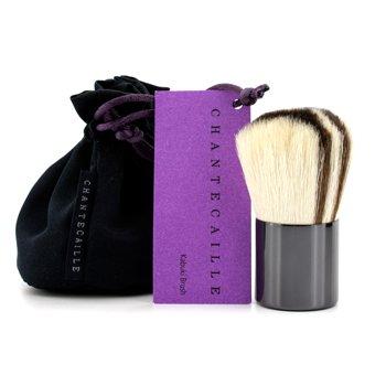 Chantecaille 香緹卡 粉餅腮紅二用刷(使用青銅手柄) Kabuki Brush - - 美容工具