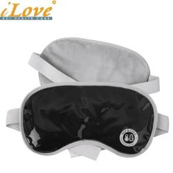 《艾樂舒》 礦物泥冷熱敷眼罩   UC-1302