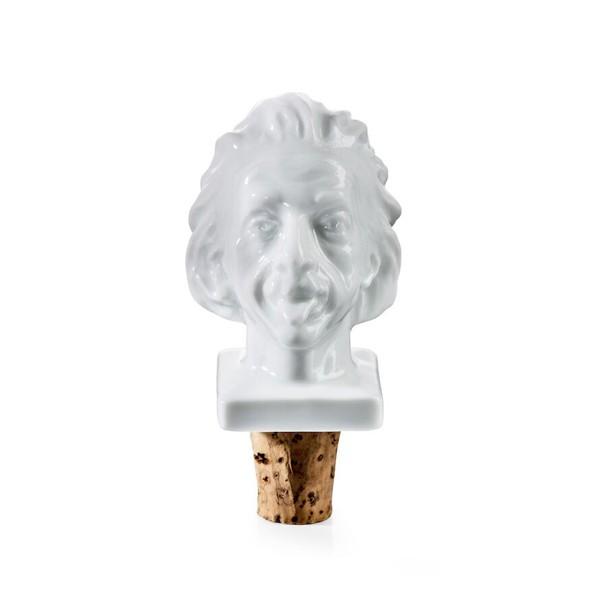賽先生科學工廠|愛因斯坦陶瓷酒瓶塞